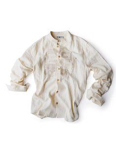 "Double-gouze shirt ""Sumurera"""