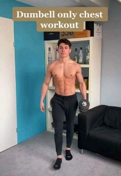 Abs And Cardio Workout, Gym Workouts For Men, Gym Workout Chart, Workout Routine For Men, Gym Workout Videos, Weight Training Workouts, Gym Workout For Beginners, Dumbell Workout Abs, Beginner Dumbell Workout
