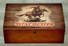 Winchester Gunning Box