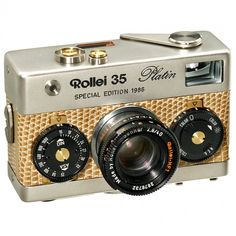 rollei 35 1986 platinum edition