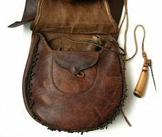 Contemporary Makers: Gary Birch Bag and Horn