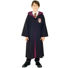 Harry Potter Gryffindor Youth Robe