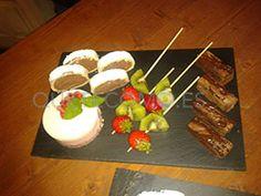 Nuestras creaciones más recientes, en Restaurante Casa de Comidas Pinto y Maragota, en Vigo