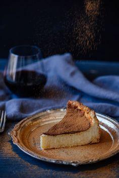Recipe: Nostalgiese Melktert, published @ Elmarie Berry Good Food • Food & Wine Pairings, Food Photography & Styling, Recipe Development • Stellenbosch, South Africa