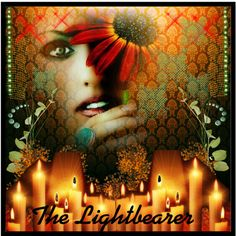 The Lightbearer by redondowriter on Polyvore featuring art
