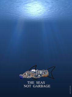 denizler çöp olmasın