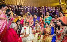 A Star-Studded Affair - Priyanka Daddala & Bobby Ghattamaneni Wedding Set Up, Tie The Knots, Bobby, Candid, Affair, Groom, In This Moment, Actors, Indian Weddings