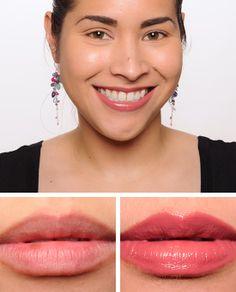 Buxom Nudist & Hooligan Full-Bodied Lipsticks Reviews, Photos, Swatches
