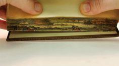 peinture tranche livre 02 Des peintures cachées dans la tranche des livres ( 1650   1900 )  peinture 2 information histoire bonus art