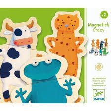 Find Djeco crazy animals 24 pcs from Djeco at the best price on Jeujouet ! Large choice of Djeco products on our specialty store. Toddler Gifts, Toddler Toys, Kids Toys, Baby Gifts, Children's Toys, Matching Games For Toddlers, Goat Toys, Fish Silhouette, Child Development