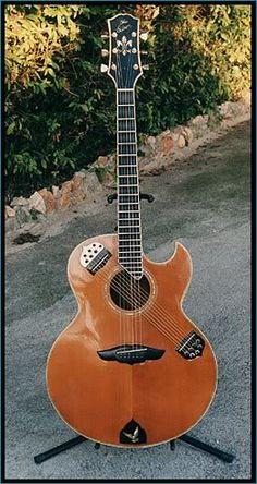 Shakti Guitar - John McLaughlin