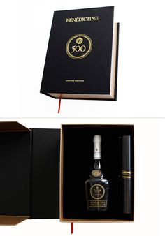 package / benedictine wine / vinho / vino mxm