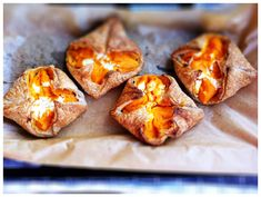 Sweetpotato pies
