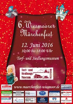 Wiesmoor-info: 6. Wiesmoorer Märchenfestival