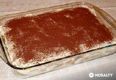 Tiramisu rere konyhájából