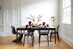 kartell masters chair mixed with eames - Google Search