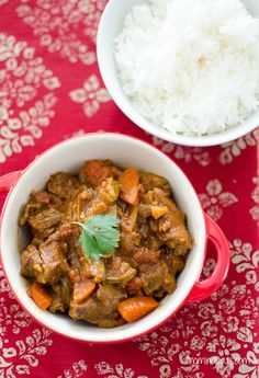 Lamb and Vegetable Curry | Slimming Eats - Slimming World Recipes