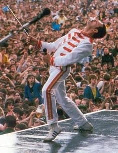Queen's Freddy Mercury Named Greatest Rock Legend Of All Time