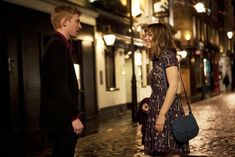 Domhnall Gleeson stars as Tim and Rachel McAdams stars as Mary in Universal Pictures' About Time