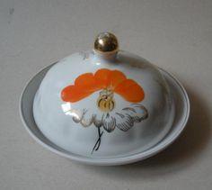 Фарфоровая масленка, Барановка, 70-80е гг. (6522459736) - Aukro.ua – больше чем аукцион