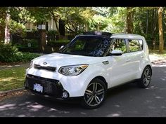 All New 2015 Kia Soul - Adorable.