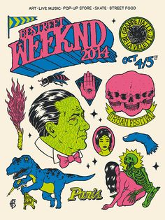 COLLECTIONS / Designersgotoheaven.com -Poster by Broken Fingaz