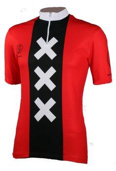 Dickentman Amsterdam cycling jersey