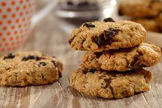 Receita de Cookie Integral de Aveia , Delicioso e fácil de fazer! Aprenda a Receita!