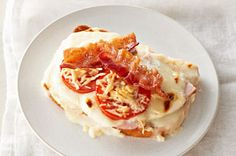 Hot Brown Sandwich Recipe - Kraft Recipes