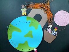 reis rond de wereld met muziek_0001.wmv School, Projects, Character, Log Projects, Blue Prints, Lettering