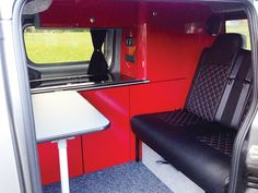 Converting a Nissan NV200 into a campervan - 8