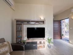 The living room-Offering a feeling of coziness and total relaxation!