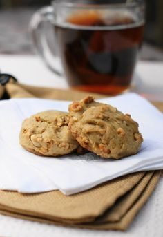 Maple-Peanut Breakfast Cookies ~ Yes! ... cookies for breakfast