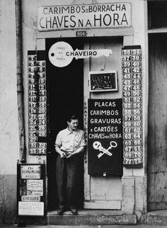 ''Chaveiro'', de 1954