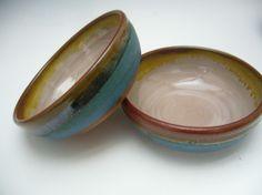 Wonderful multi-purpose pottery bowls.