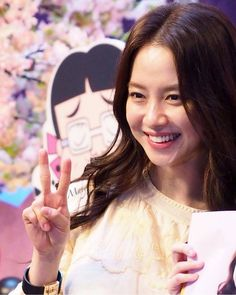 Song Ji Hyo at Windsor House in Hong Kong for Valentine's Day Fanmeeting Event❤️