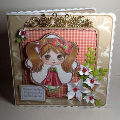 Just Christine's Creations: Add a Sentiment .. Jullia Spirri DT Card