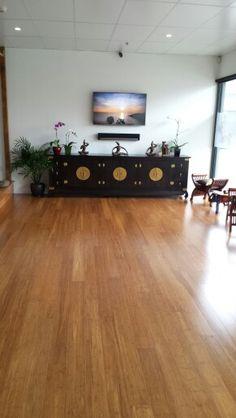 Coffee bamboo empire floors