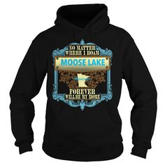 Moose Lake in Minnesota T-Shirts, Hoodies. CHECK PRICE ==► https://www.sunfrog.com/States/Moose-Lake-in-Minnesota-Black-Hoodie.html?id=41382