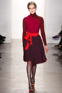 New York Fashion Week: Sophie Theallet, Fall 2012