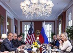 Russian Nuclear Negotiators Meet Again 25