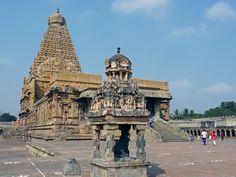 Brihadeeswara Temple - Kensington Tours in southern India