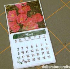 how to: wall calendar
