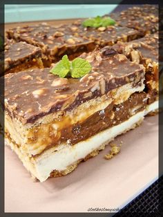 Maxi King, Cake Recipes, Dessert Recipes, Cake Bars, Cooking Recipes, Healthy Recipes, Cheat Meal, Sweet Cakes, Bakery