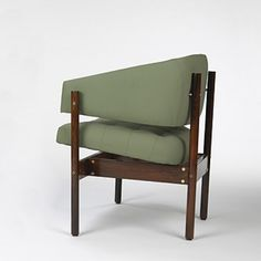 Sergio Rodrigues, Armchair, c1965.