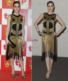 Famosas con el mismo vestido: Fotos de las coincidencias más glamurosas