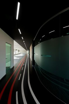 Transport and Logistic Company Office building / 4PLIUS Architects