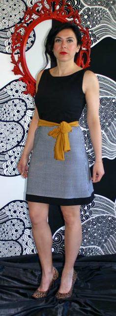 Abito MARINA. Dress http://www.d-mondi.com/#!product/prd1/1998419155/madison-art.2314
