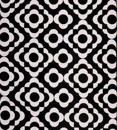 'quarto' - furnishing fabric - britain - 1960's - vat-dyed satin