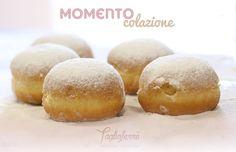 #momento #colazione #breakfast #moment #krapfen Www.pasticceritagliaferro.it